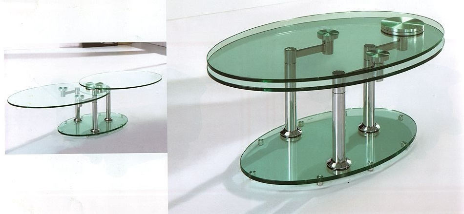 Magnificent Wellliked Revolving Glass Coffee Tables For Rotating Glass Coffee Table Amazing Home Design (Image 30 of 40)
