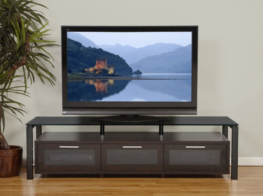 Magnificent Wellliked Tall TV Stands For Flat Screen Within Wooden High End Tv Stands For Flat Screens Mike Daviess Home (Image 38 of 50)