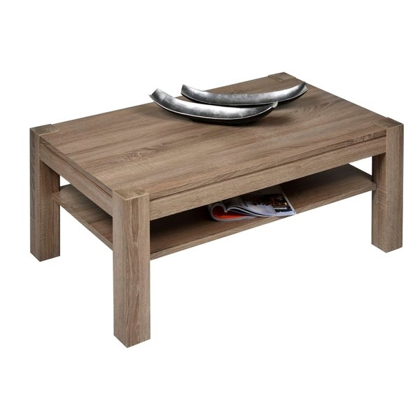 Magnificent Widely Used Cosmo Coffee Tables Inside Alfa Tische Cosmo Coffee Table Reviews Wayfaircouk (View 21 of 50)