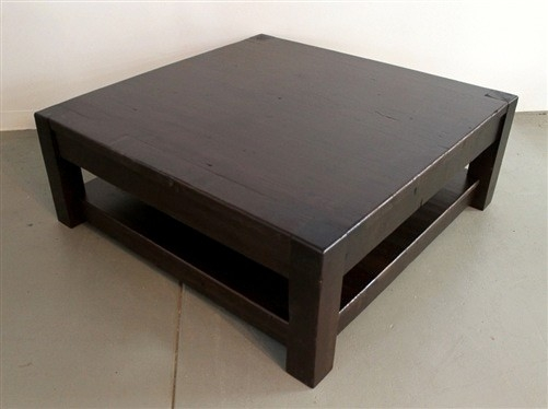 Magnificent Widely Used Espresso Coffee Tables With Perfect Square Espresso Coffee Table Design (Image 35 of 50)