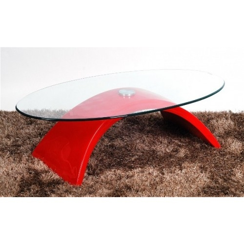 Magnificent Widely Used Red Gloss Coffee Tables Pertaining To Why Pay More For A Morgan High Gloss Coffee Table Red Save S (Image 27 of 40)