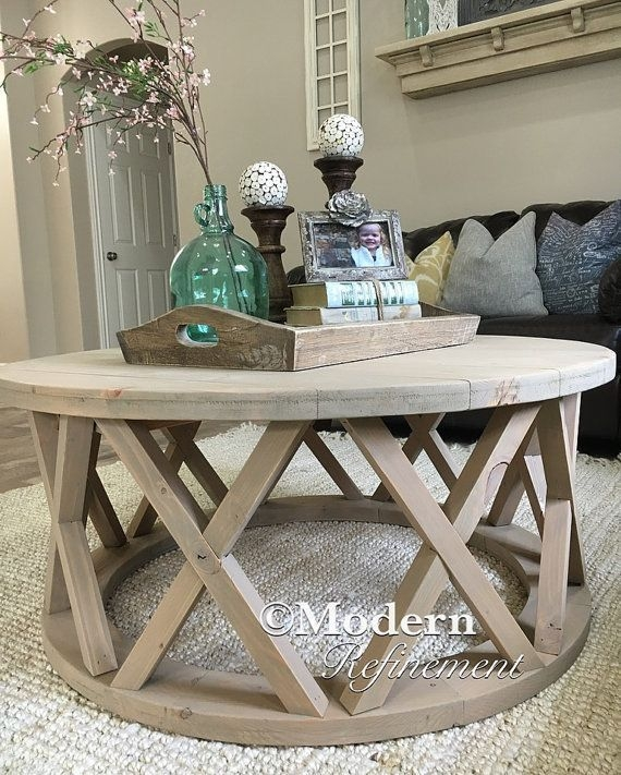 Magnificent Widely Used Round Coffee Tables Pertaining To Best 25 Craftsman Coffee Tables Ideas On Pinterest Craftsman (Image 35 of 50)