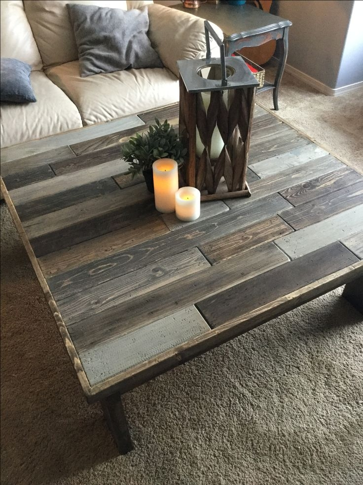 Magnificent Widely Used Rustic Coffee Tables With Bottom Shelf Intended For Best 25 Rustic Coffee Tables Ideas On Pinterest House Furniture (View 9 of 50)