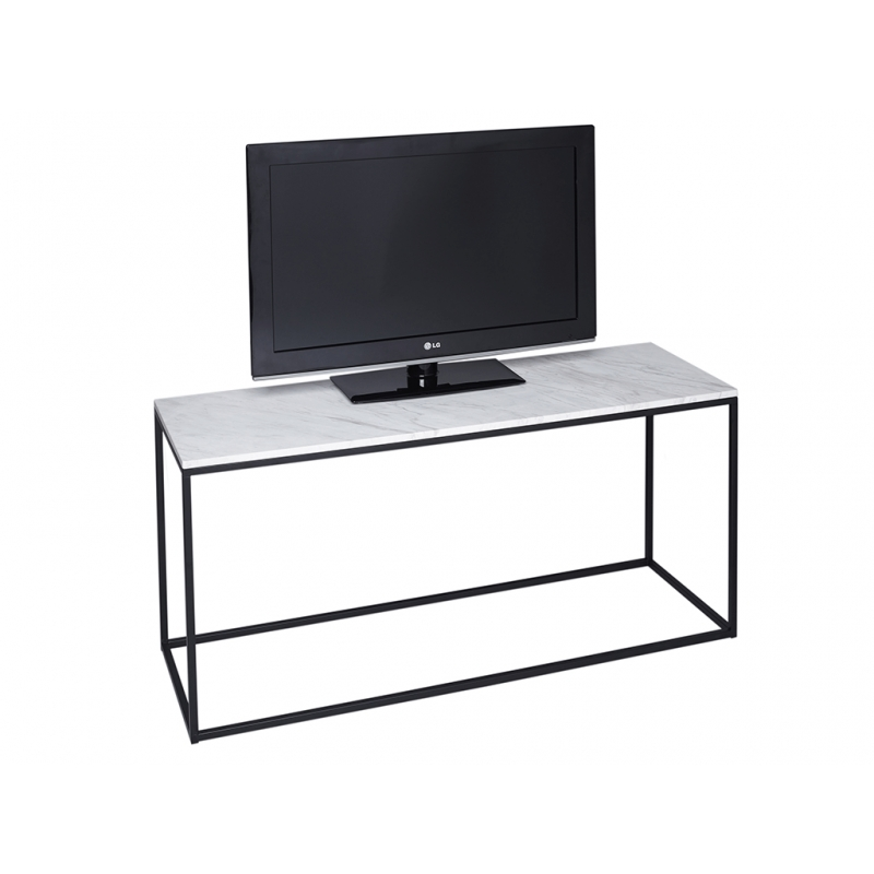 Magnificent Widely Used Slimline TV Stands With Slimline Retro Tv Stands Marble Walnut And Glass Tv Stands At (View 22 of 50)