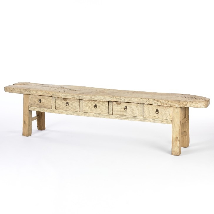 Magnificent Widely Used Thin Coffee Tables Regarding Great Skinny Coffee Table For Small Spaces (Image 35 of 50)