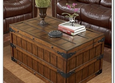 Magnificent Widely Used Trunk Coffee Tables  Inside Coffee Table Inspiring Trunk Coffee Tables Idea Trunk Coffee (Image 38 of 50)