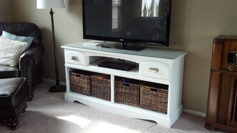 Magnificent Widely Used TV Stands With Baskets Throughout Tv Stands Best Contemporary Tv Stand With Baskets Design Ideas (Image 39 of 50)