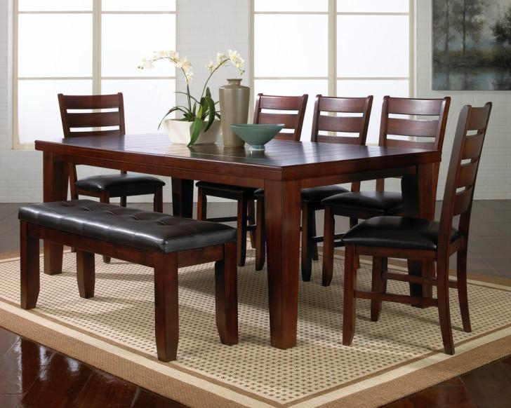 Mahogany Dining Room Chairs Intended For Mahogany Dining Tables Sets (Image 17 of 20)