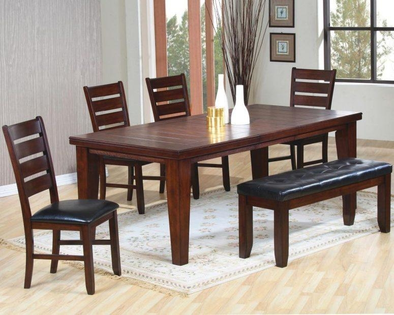 Mahogany Dining Room Set 1940 Natural Varnished Wooden Dining Within Mahogany Dining Table Sets (Image 13 of 20)