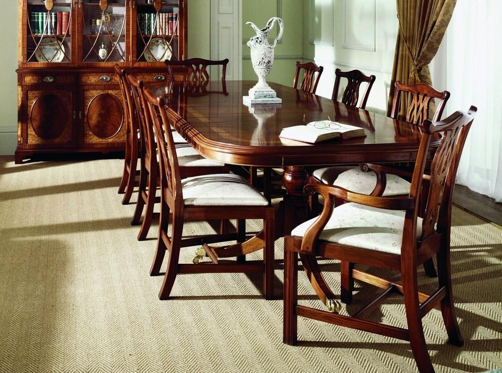 Mahogany Dining Room Sets Fair Design Inspiration Incredible Ideas Intended For Mahogany Dining Table Sets (Image 14 of 20)