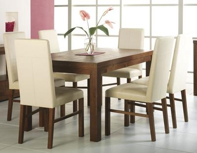 Majestic Looking Dining Table With Chairs Dining Room Furniture For Modern Dining Table And Chairs (View 10 of 20)