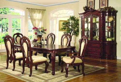 Marbella Dining Room Set | Dining Room Sets In Marbella Dining Tables (Image 12 of 20)