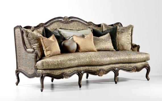 Marge Carson Upholstery – Lcdq Throughout Antoinette Sofas (Image 11 of 20)