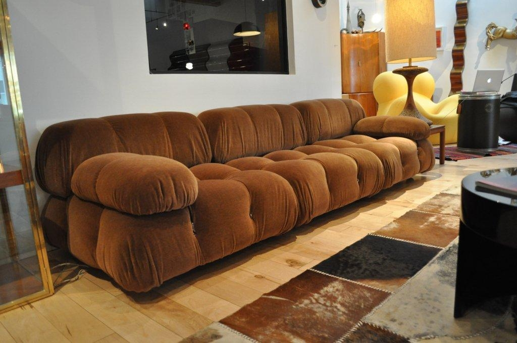 "Mario Bellini For B And B Italia ""camaleonda\"" Modular Sofa Throughout Bellini Sofas (View 15 of 20)"