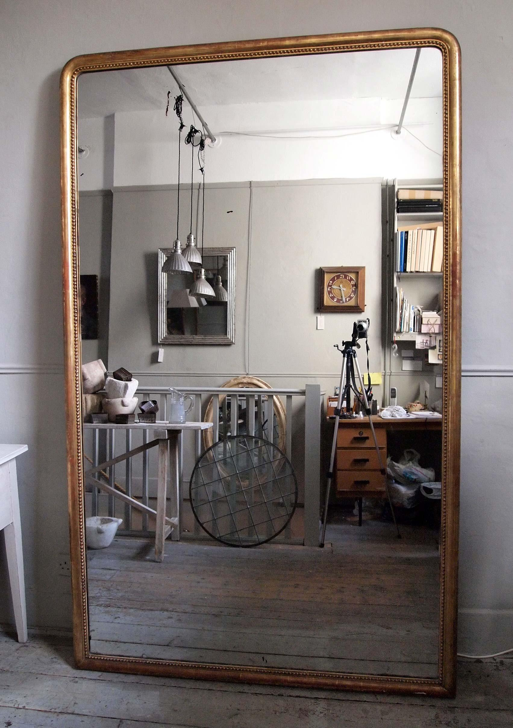 Massive Antique Dressing Mirror › Puckhaber Decorative Antiques Intended For Massive Mirror (Image 12 of 20)