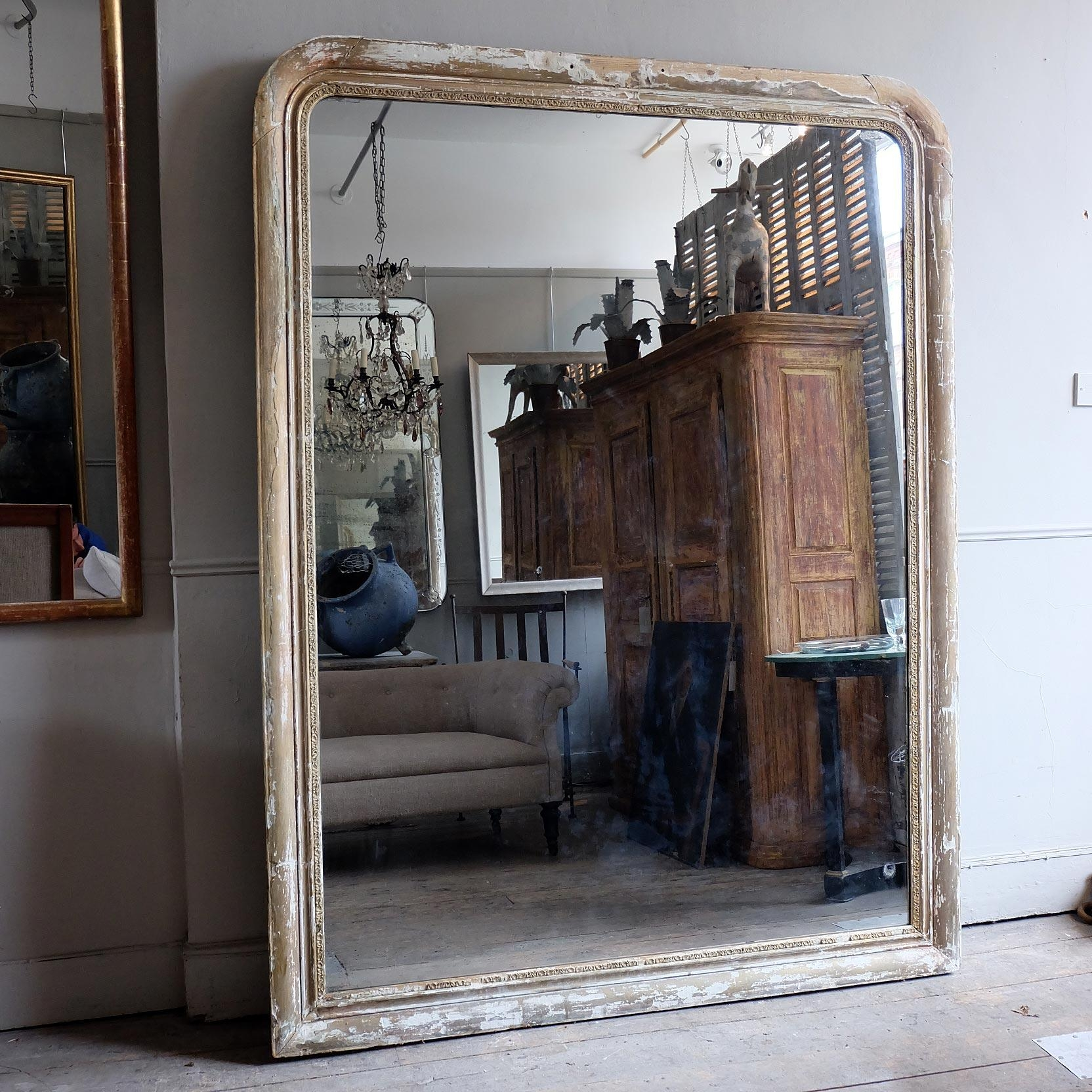 Massive Antique Mirror › Puckhaber Decorative Antiques With Massive Mirror (Image 15 of 20)