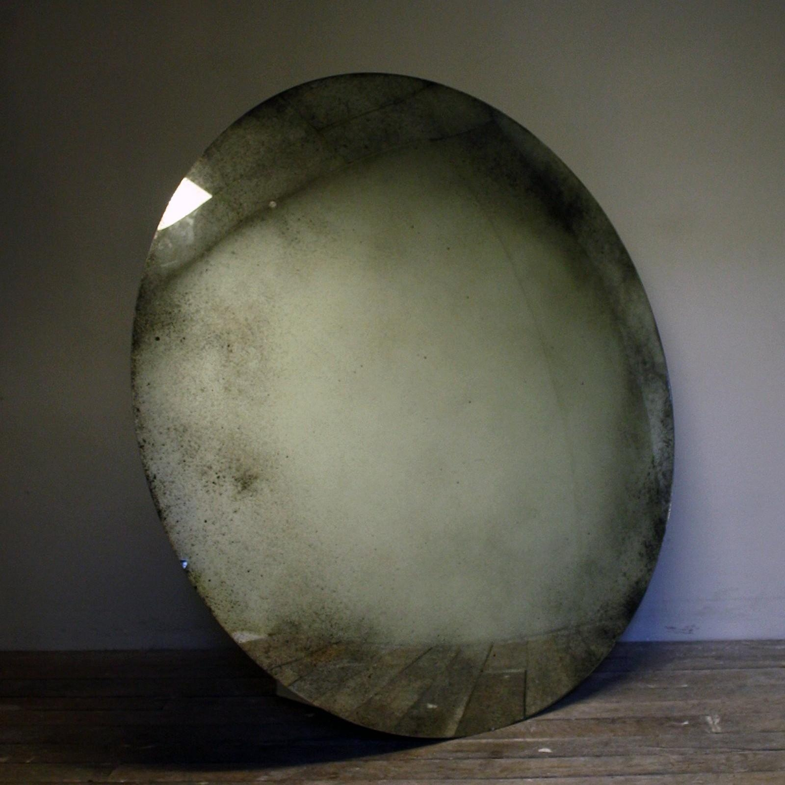 Massive!!! Convex Mirror – Decorative Collective Throughout Large Round Convex Mirror (Image 12 of 20)