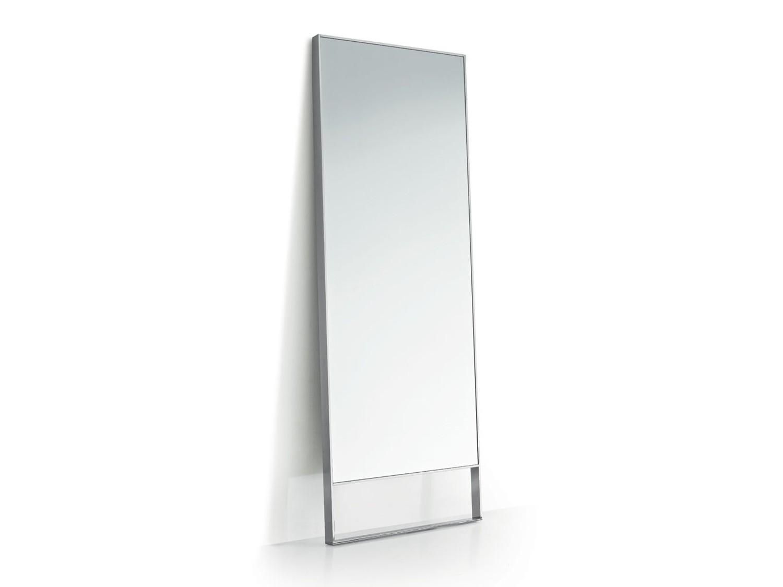 Maxalto Psiche Wall Mirrorantonio Citterio – Chaplins Regarding Modern Free Standing Mirror (View 9 of 20)