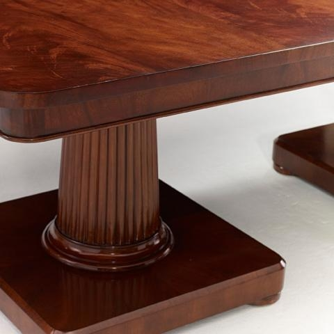 Mayfair Double Pedestal Dining Table | 1855 20 | Ralph Lauren Regarding Mayfair Dining Tables (Image 11 of 20)