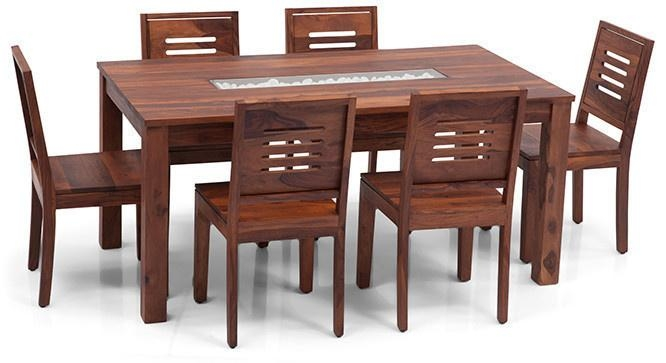 Mesmerizing 6 Seater Dining Table And Chairs Fair Six Seater In 6 Seat Dining Tables And Chairs (Image 16 of 20)