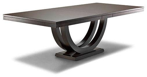 Metro Dining Tables For Metro Dining Tables (Image 16 of 20)