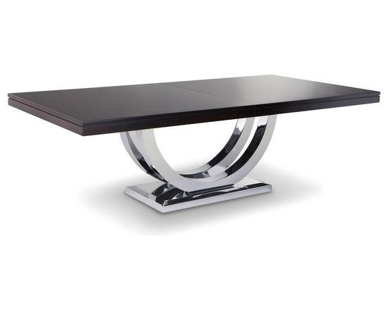 Metro Dining Tables With Metro Dining Tables (Image 19 of 20)