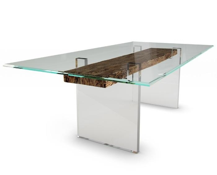 Miami And Aventura Contemporary And Modern Furniture – Ah Dining In Acrylic Dining Tables (Image 20 of 20)