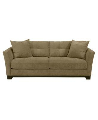 Microsuede Sleeper Sofa – Tourdecarroll Within Microsuede Sleeper Sofas (Image 13 of 20)