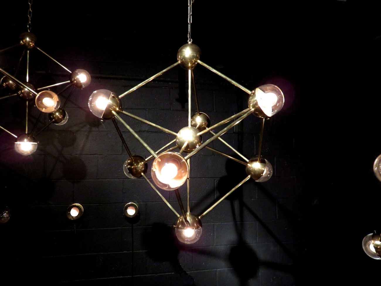 Mid Century Atom Chandelier Hudson Goods Blog For Atom Chandeliers (Image 12 of 25)