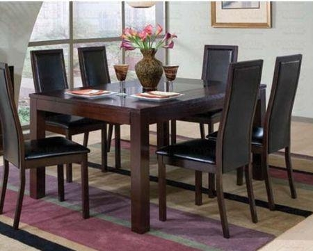 Mid Century Dining Table As Dining Room Tables For Best Square Regarding Rectangular Dining Tables Sets (View 7 of 20)