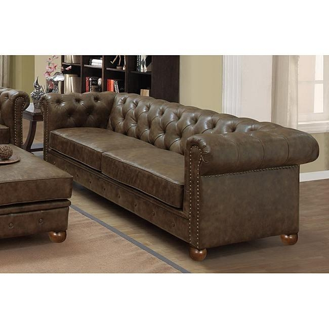 Middle Class Modern: Super Affordable: Chesterfield Sofas Intended For Affordable Tufted Sofas (View 2 of 20)
