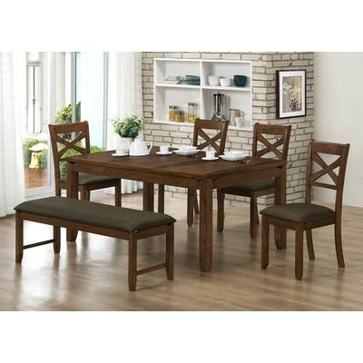 Milton Green Star Barcelona Dining Table | Wayfair With Regard To Barcelona Dining Tables (Image 17 of 20)