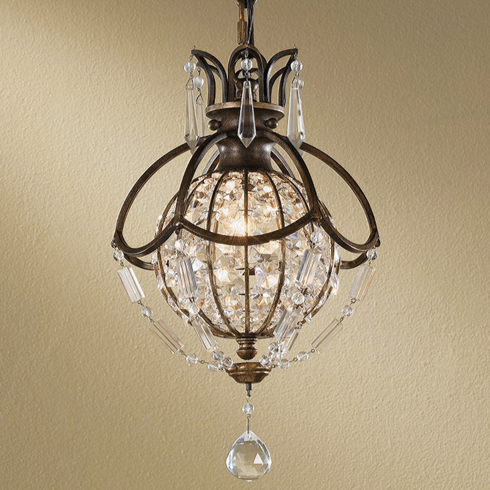 Mini Chandelier With Gianna Mini Chandeliers (Image 21 of 25)