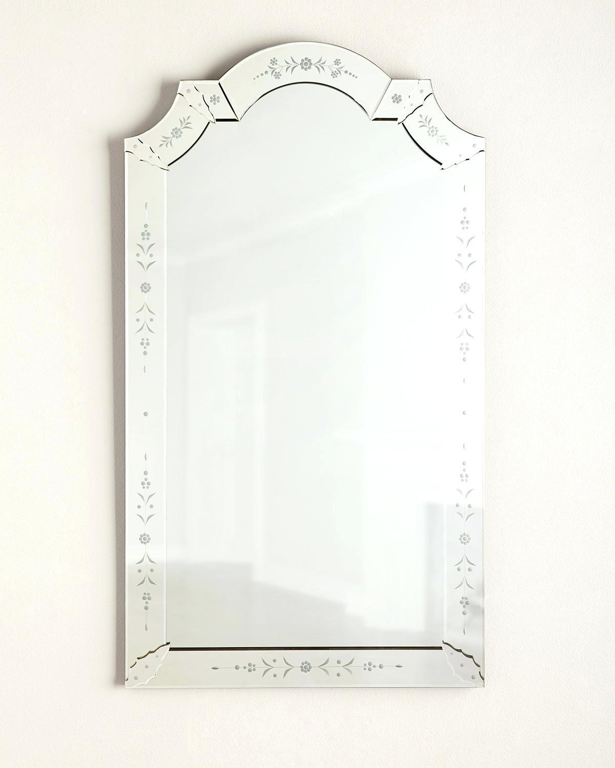 Mirror A Mabel Venetian Style Wall Mirrorvenetian – Shopwiz Throughout Venetian Style Wall Mirror (Image 12 of 20)