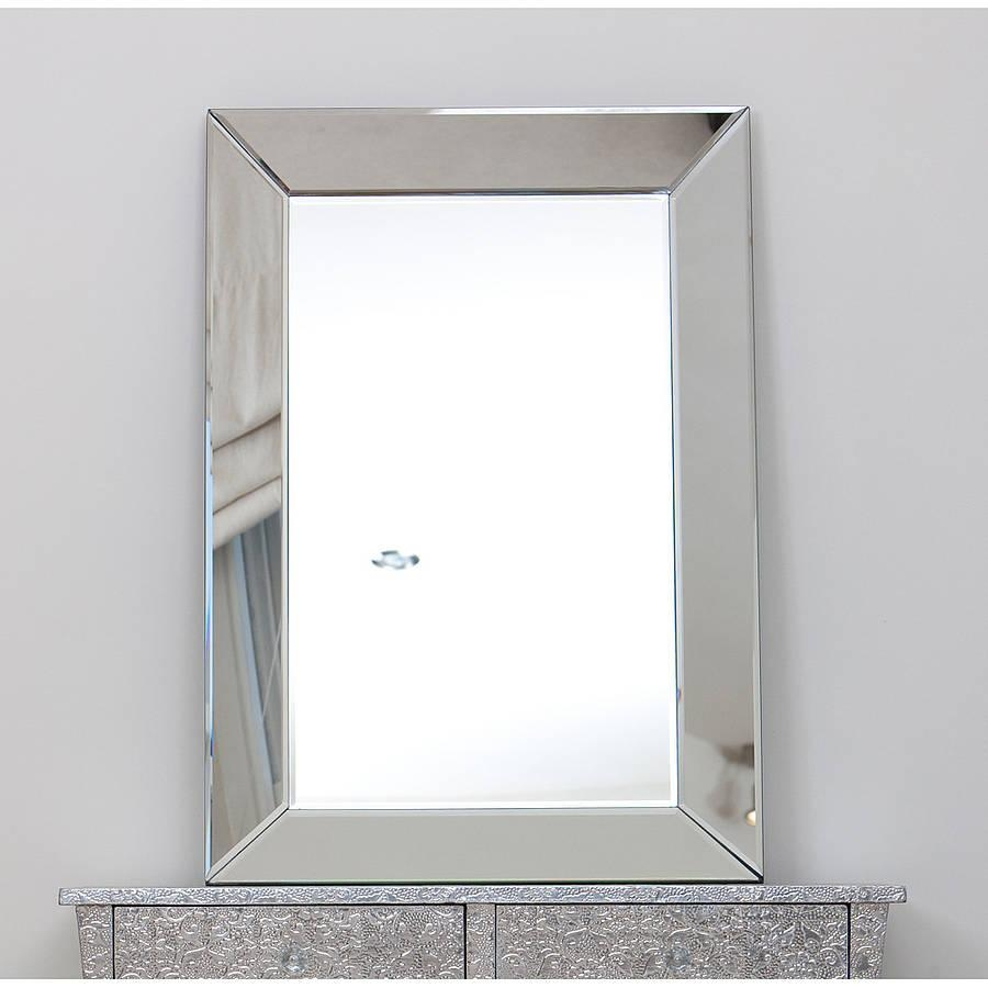 Featured Image of Bevelled Mirror Glass