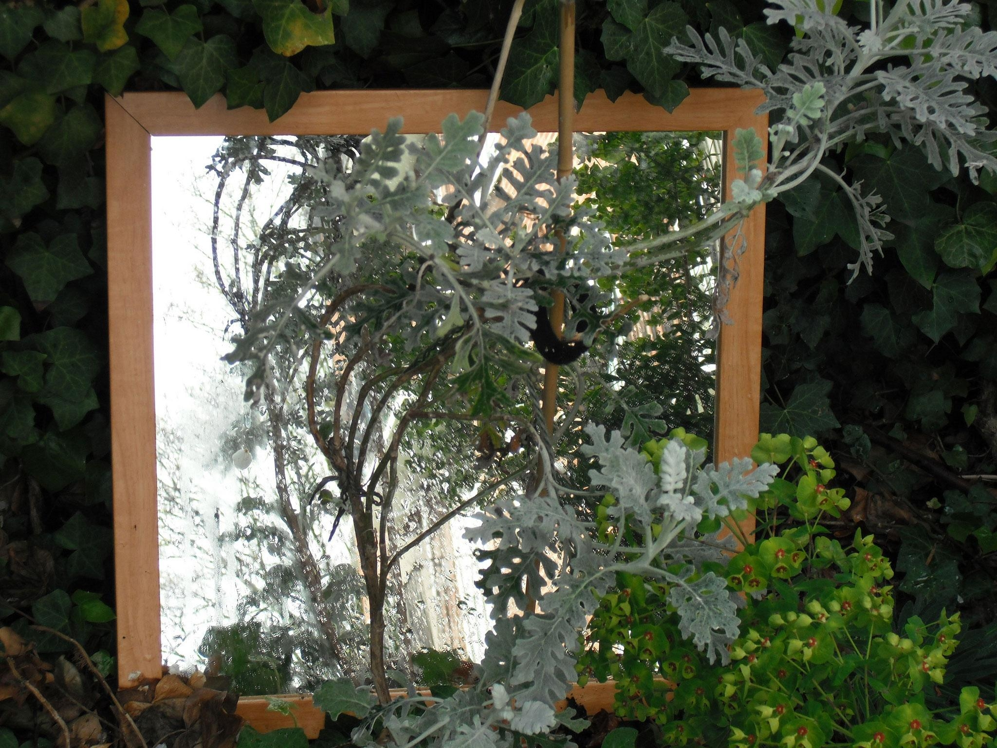 Mirrors For Garden Use – Information About Using Garden Mirrors With Regard To Large Garden Mirrors (View 6 of 20)