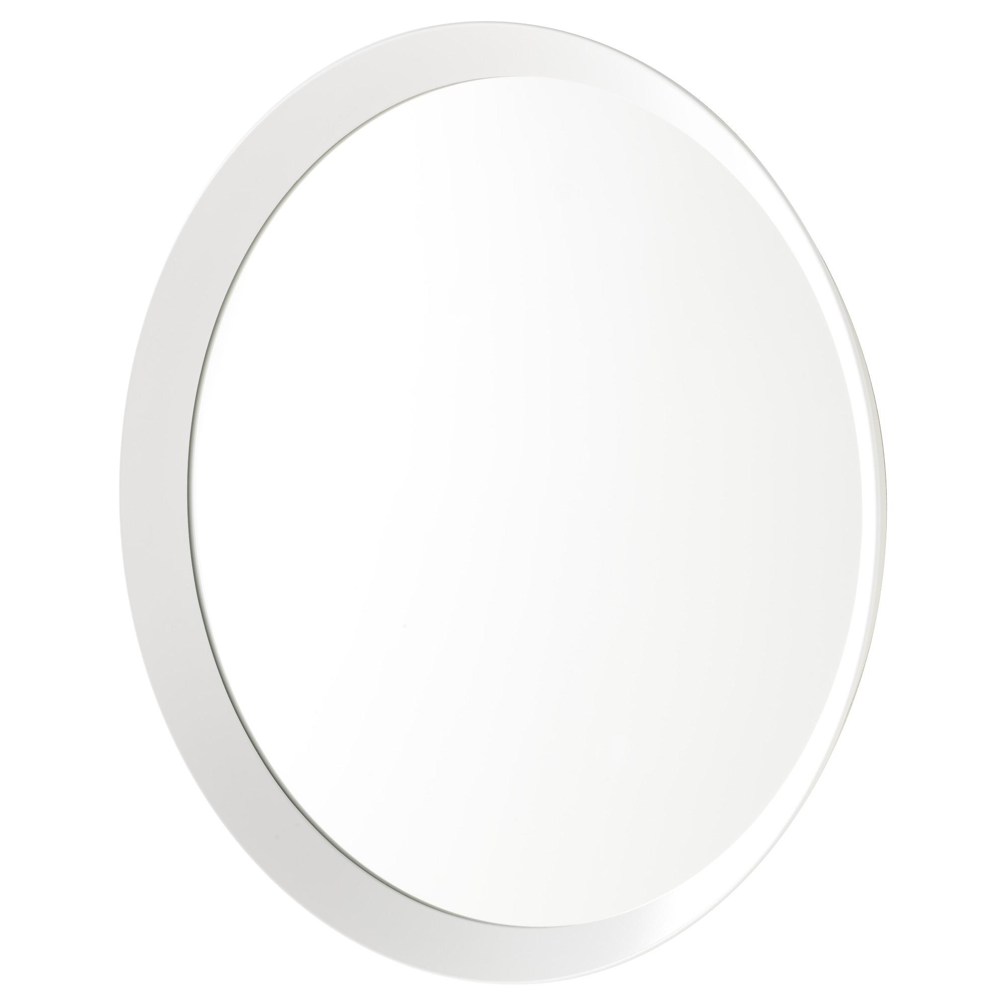 Mirrors – Ikea Within Round White Mirror (Image 11 of 20)