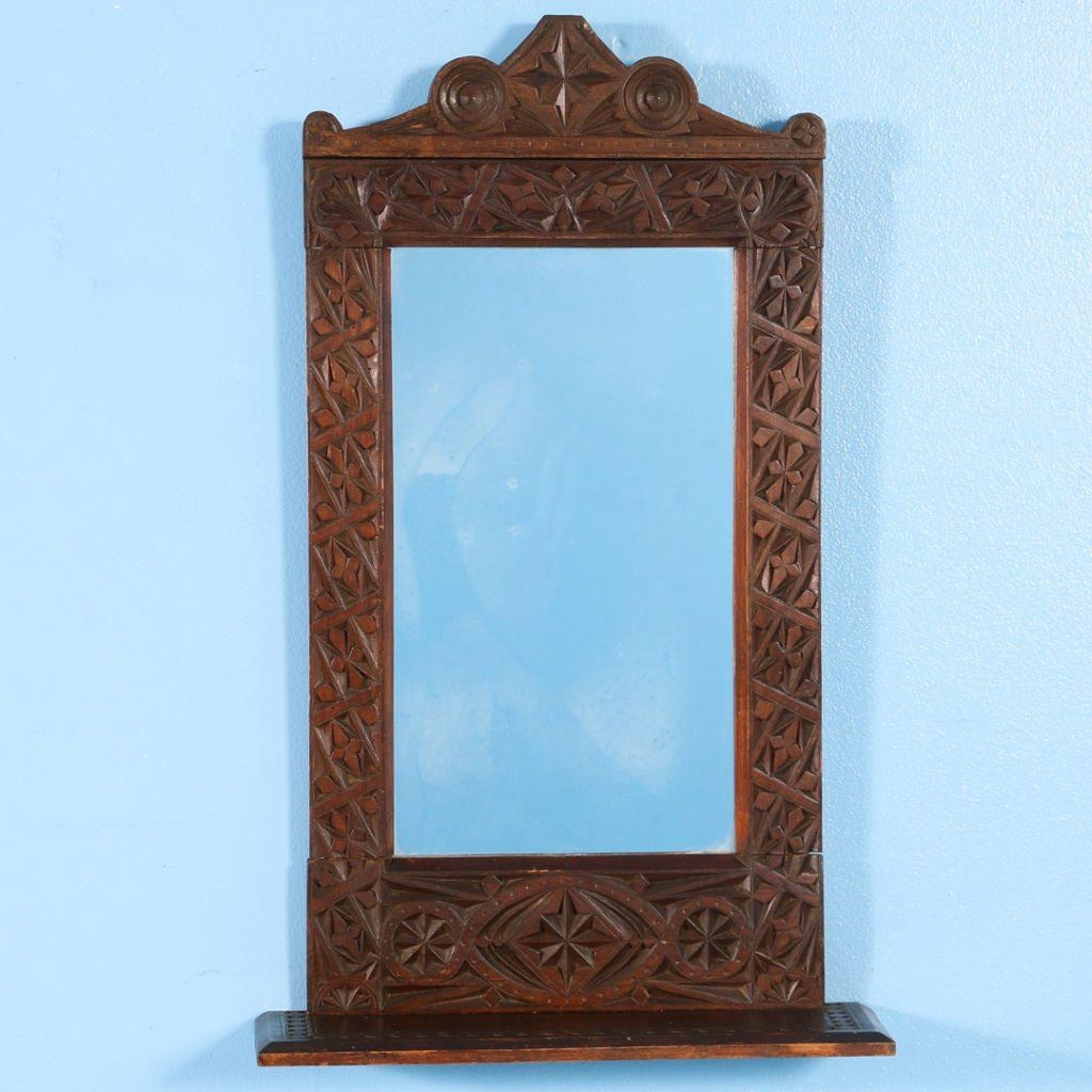 Mirrors | Scandinavian Antiques | Antique Mirrors Within Small Antique Mirrors (Image 12 of 20)