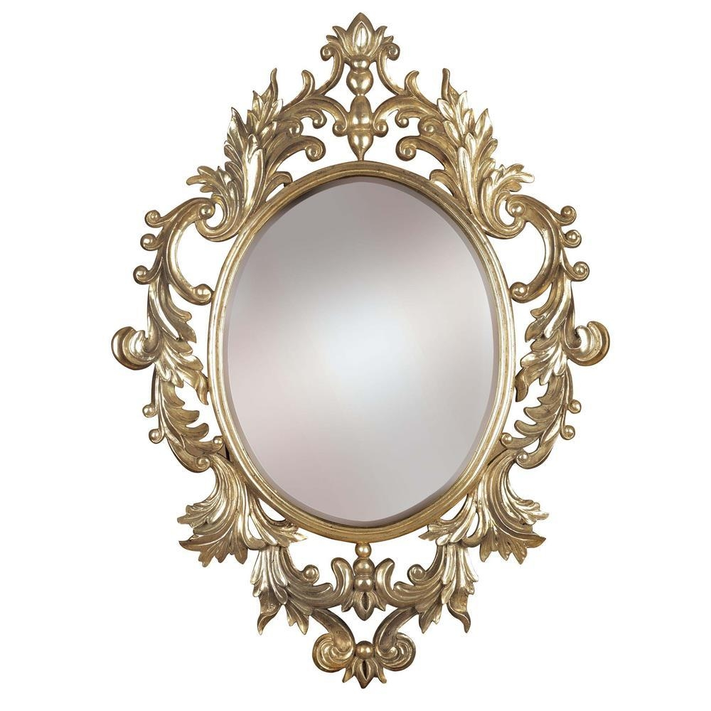 Mirrors Style: Victorian – Shopkenroylighting With Regard To Victorian Style Mirrors (View 8 of 20)