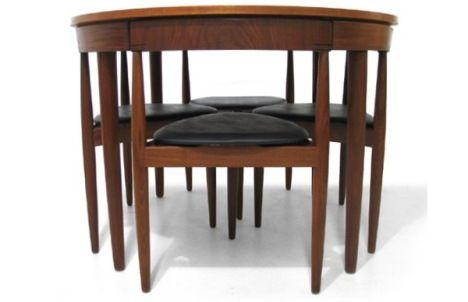 Modern, Compact Dining Set : Treehugger Regarding Compact Dining Tables (Image 16 of 20)