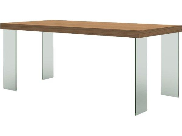 Modern & Contemporary Long Narrow Dining Table | Allmodern With Long Dining Tables (View 12 of 20)