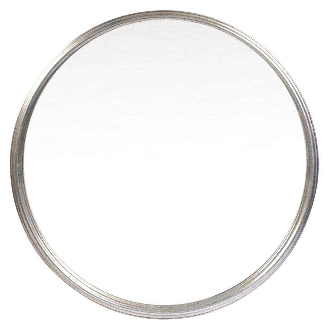 Modern Contemporary Mirrors | Heal's Inside Designer Round Mirrors (Image 14 of 20)