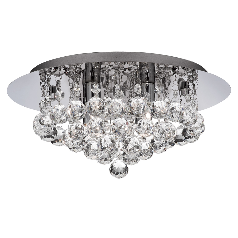 Modern Crystal Ceiling Lights 18 Methods To Get Your Bedrooms For Modern Chandeliers For Low Ceilings (Image 23 of 25)