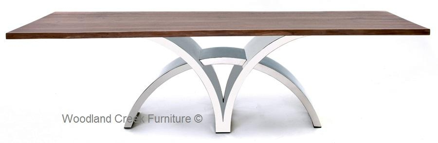 Featured Image of Contemporary Base Dining Tables