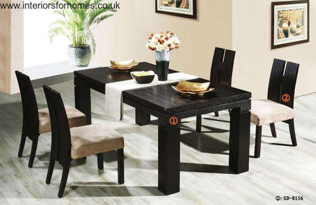 Featured Image of Contemporary Dining Tables Sets