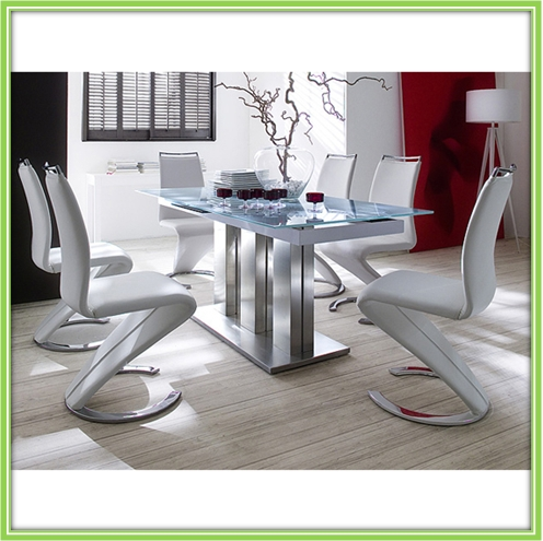 Modern Dining Table, Modern Dining Table Suppliers And Within Cheap 6 Seater Dining Tables And Chairs (Image 17 of 20)