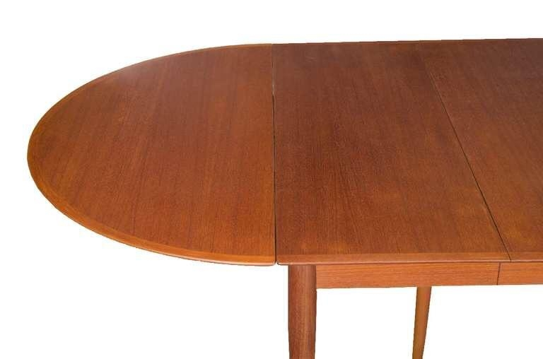 Modern Drop Leaf Dining Table With Regard To Drop Leaf Extendable Dining Tables (View 3 of 20)