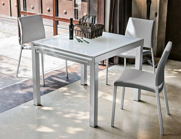 Modern Extending Dining Tables | Designer Dining Tables Pertaining To Square Extendable Dining Tables And Chairs (Image 14 of 20)