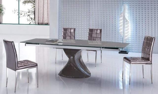 Featured Image of Contemporary Extending Dining Tables