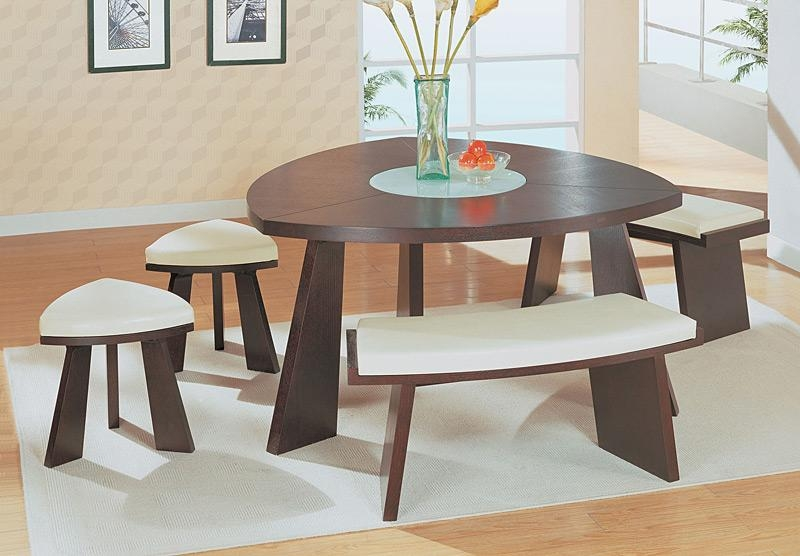 Modern Line Furniture – Commercial Furniture – Custom Made Inside Dining Tables And 2 Benches (Image 17 of 20)